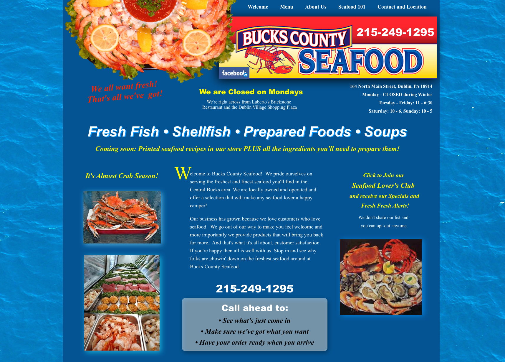 Bucks County Seafood