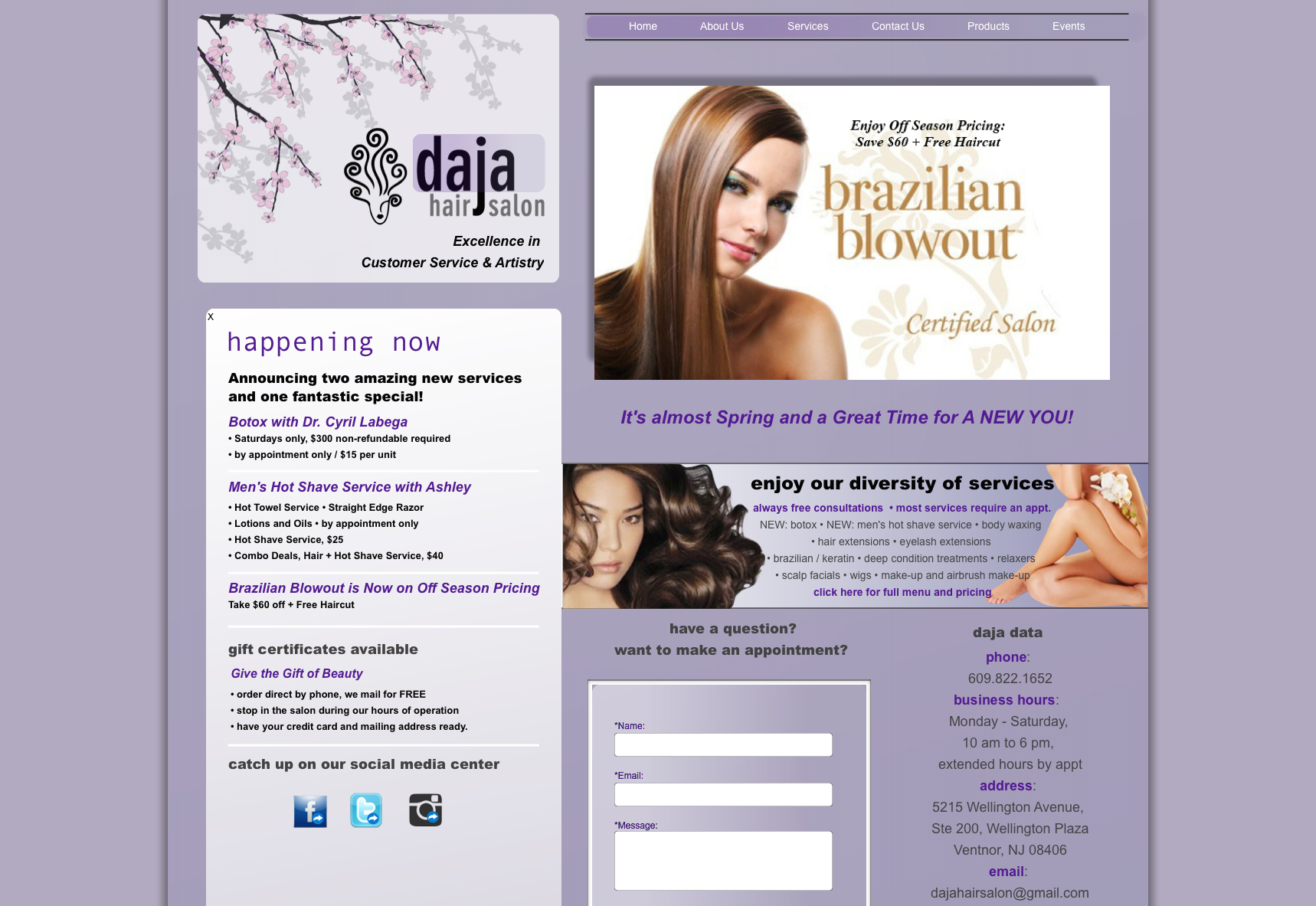 Daja Hair Salon