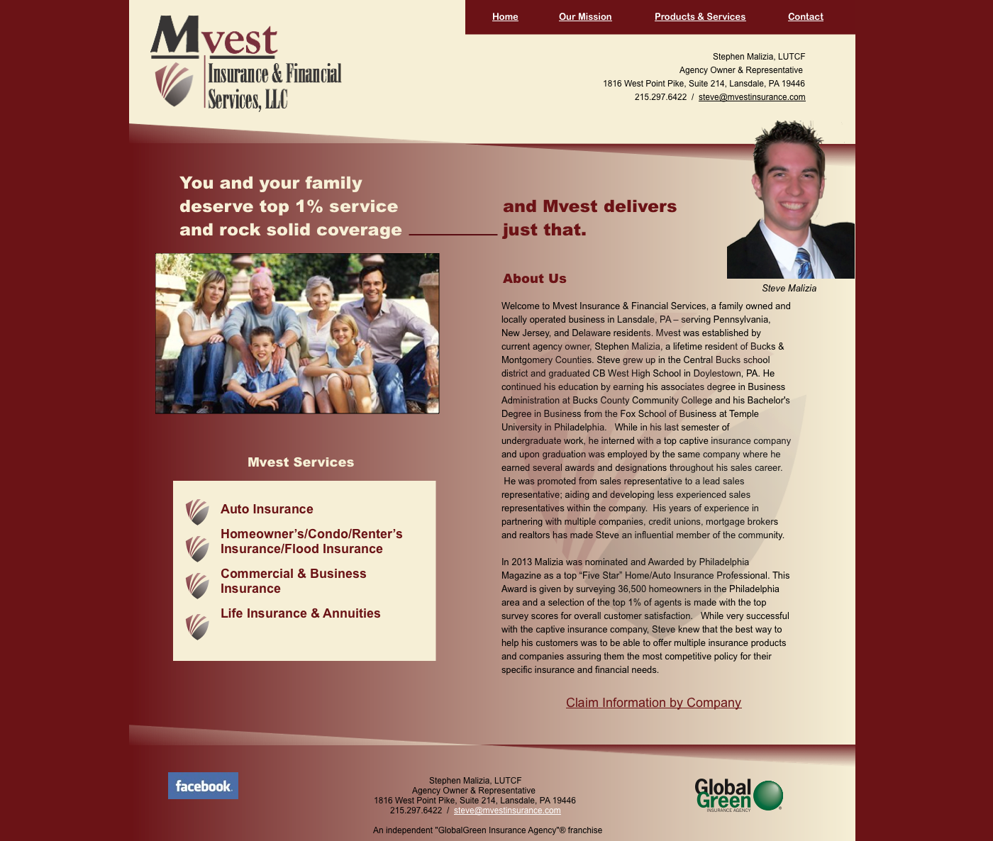 mVest Financial Services